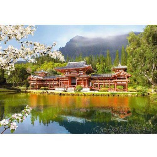 Puzzle 1000 elementów. Buddyjska świątynia (C-101726-1)