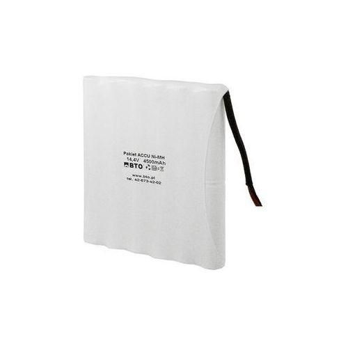 Akumulator nimh 4/3fa 14.4v 4.5ah 12s1p marki Bto