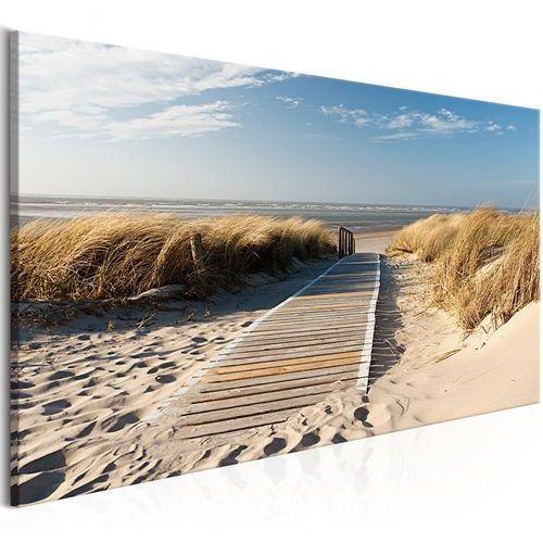 Artgeist Obraz - wakacje nad morzem (1-częściowy) szeroki