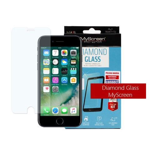 Myscreen protector Apple iphone 7 - szkło hartowane diamond glass