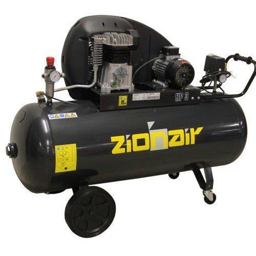 Kompresor 2,2 kw, 400 v, 10 bar, zbiornik 200 litrów marki Zion air