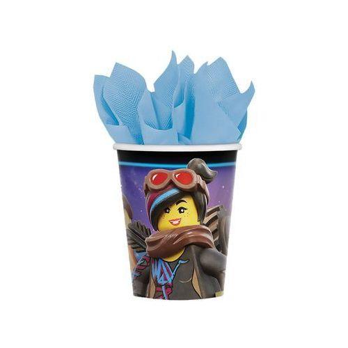 Kubeczki papierowe Lego Movie 2
