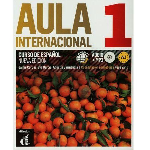 Aula internacional 1 Curso de Espanol z płytą CD