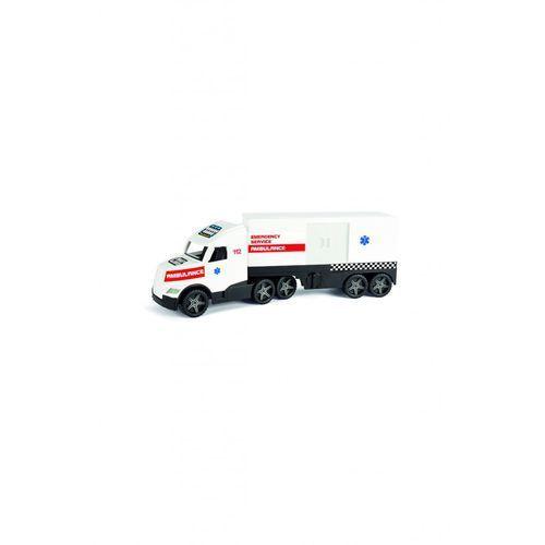 Wader Magic truck action - ambulans 1y37dj