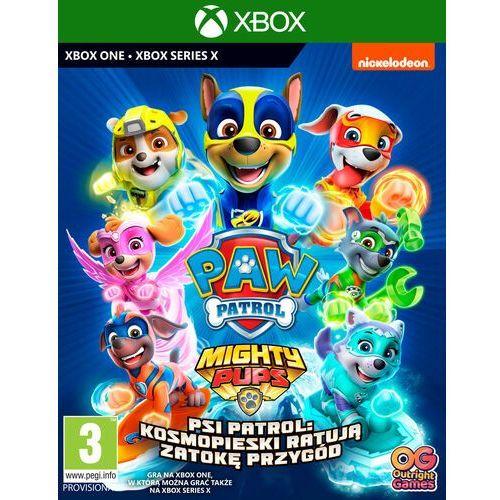 Psi Patrol Kosmopieski Ratują Zatokę Przygód (Xbox One)