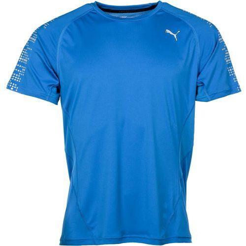 Puma koszulka sportowa pr nightcat illuminate s/s strong blue s (4053986403217)