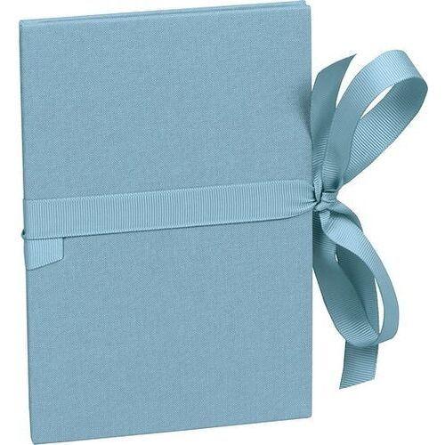 Album na zdjęcia Leporello Uni duży błękitny, 353238