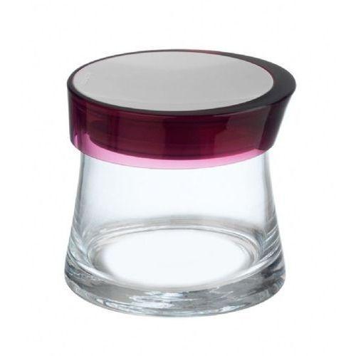 - pojemnik hermetyczny glamour 0,7 l - fioletowy marki Casa bugatti