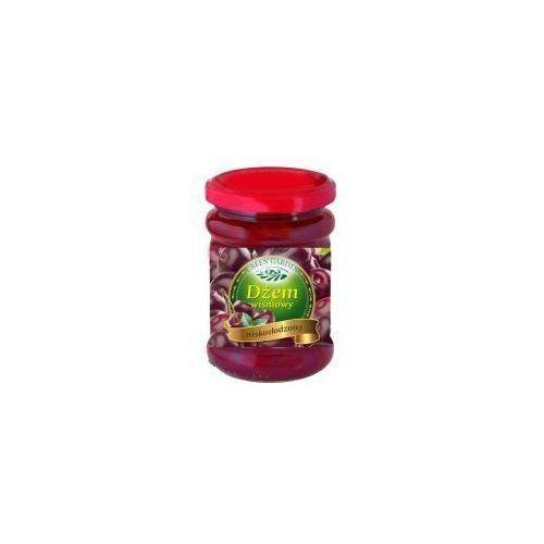 Dżem wiśniowy niskosłodzony Green Garden 280 g (konfitura)