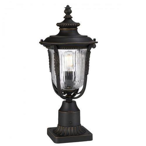 Kinkiet luverne kl/luverne2/s ip44 - lighting - rabat w koszyku marki Elstead
