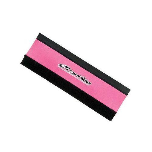 Osłona na ramę jumbo (m) neoprenowa roz.85mm x 245mm różowa marki Lizard skins