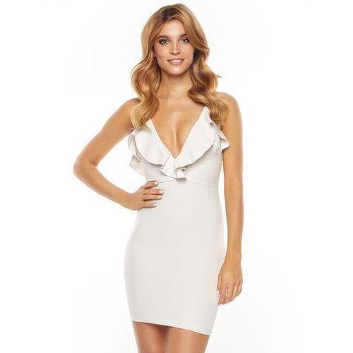 Sukienka Margerita w kolorze nude