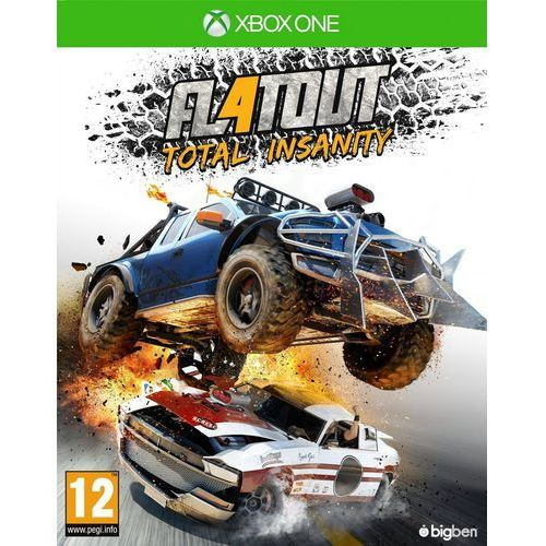 FlatOut 4 Total Insanity (PC)