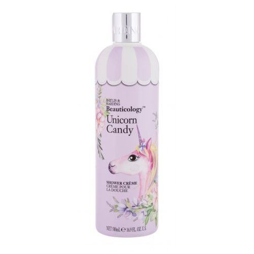 Baylis & harding beauticology unicorn candy krem pod prysznic 500 ml dla kobiet