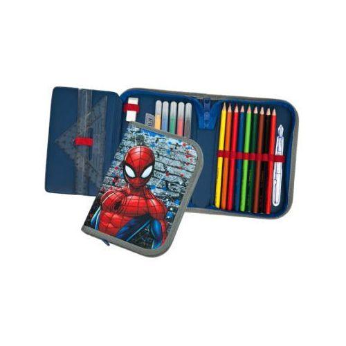 Scooli piórnik z akcesoriami, 30 elementów - marvel spiderman (4043946273288)