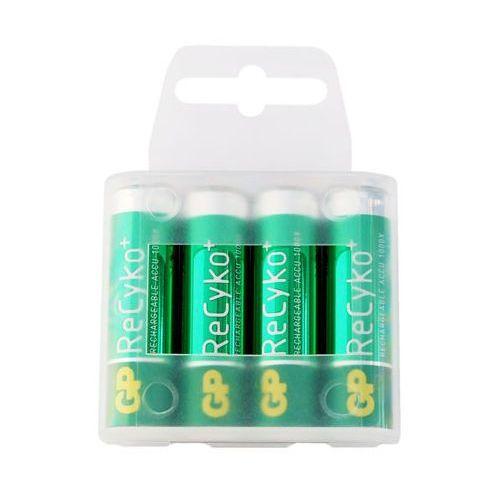 Gp 4 x akumulatorki  recyko+ r6 aa 2000mah (box)