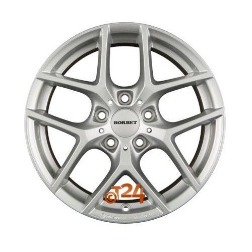 Felga aluminiowa Borbet Y 17 7,5 5x120 - Kup dziś, zapłać za 30 dni
