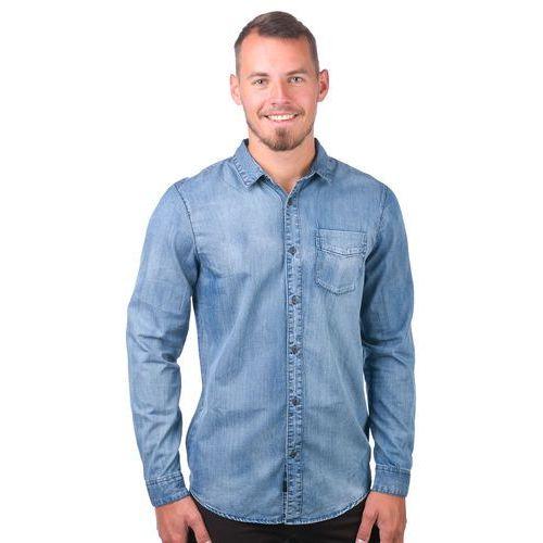 GLOBE koszula męska Goodstock Vintage L niebieski