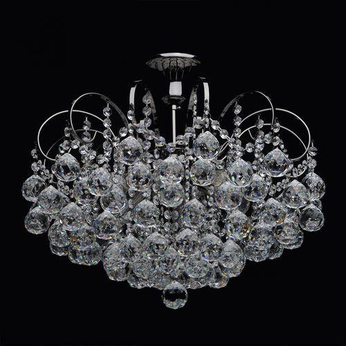 232016306 crystal żyrandol kryształowy chrom marki Mw-light