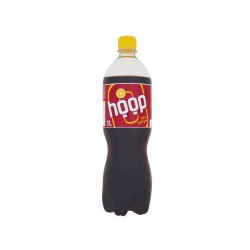 Napój gazowany cola z cytryną 1 l  marki Hoop