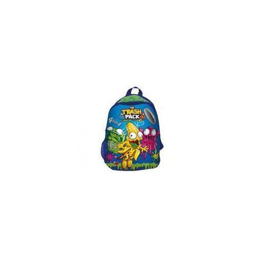 Plecaczek plecak mały trash pack śmieciaki 604569 marki Beniamin