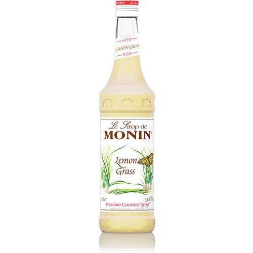 Syrop  trawa cytrynowa - lemongrass 700ml wyprodukowany przez Monin