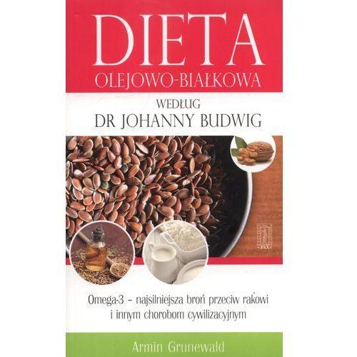 Dieta Olejowo-Białkowa Według Dr Johanny Budwig, oprawa twarda
