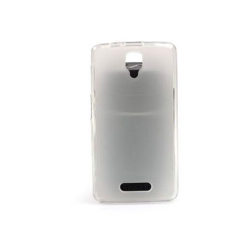 Etuo flexmat case Lenovo vibe a - etui na telefon flexmat case - biały