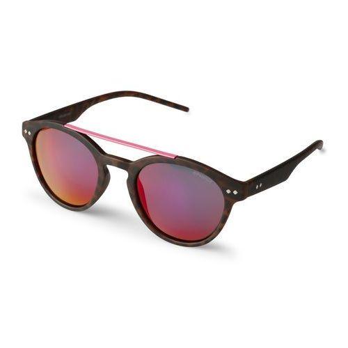 Okulary przeciwsłoneczne uniseks POLAROID - PLD6030S-75, kolor żółty