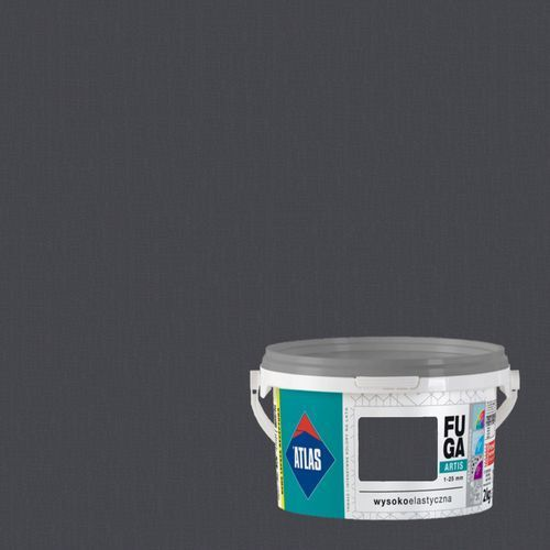 Atlas Fuga elastyczna artis 2kg srebrny 136 (5905400121117)