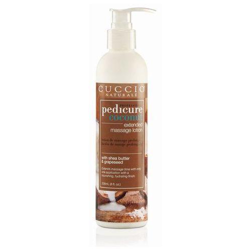 Cuccio Kokosowy balsam do masażu stóp 236ml