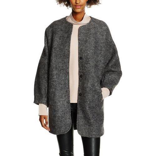 Płaszcz VERO MODA VMFROSTY 3/4 WOOL JACKET dla kobiet, kolor: szary, rozmiar: 40 (rozmiar producenta: L), 1 rozmiar