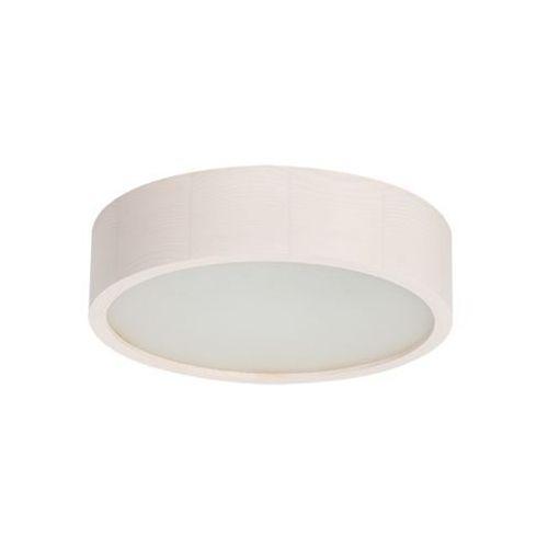 Kanlux Plafon jasmin 270-w 23123 lampa sufitowa 1x60w e27 biały (5905339231239)