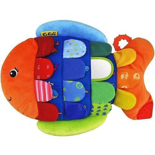 Kolorowa rybka flippo ćwicząca pamięć  marki K's kids