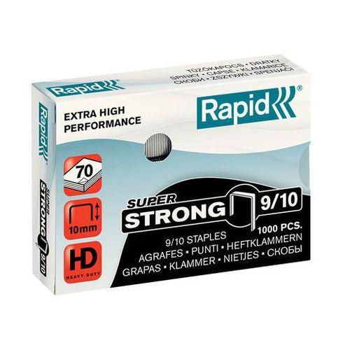 Zszywki Rapid Super Strong 9/10 (1000 szt.)