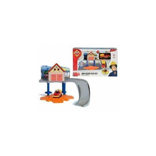 Simba strazak sam stacja ratownicza - simba toys. darmowa dostawa do kiosku ruchu od 24,99zł