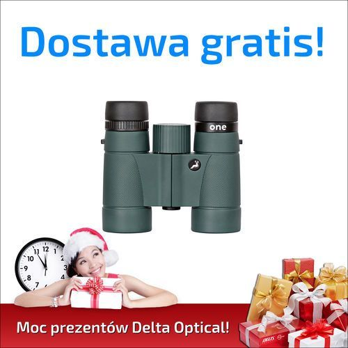 Lornetka Delta Optical ONE 10x32 - produkt z kategorii- Lornetki