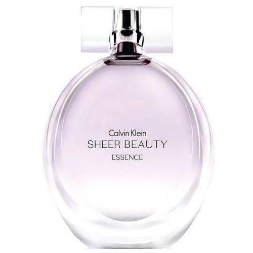 Calvin Klein Sheer Beauty Essence edt 100ml - Calvin Klein Sheer Beauty Essence edt 100ml, towar z kategorii: Pozostałe