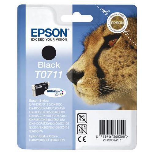 oryginalny atrament Epson [T0711] black