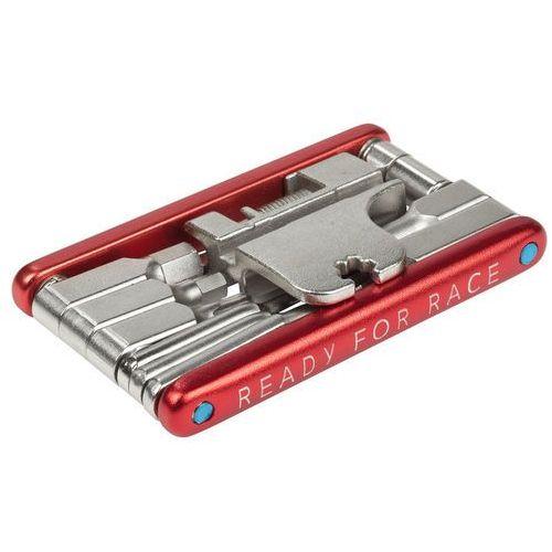 Rfr multi tool 16 narzędzie do roweru czerwony 2018 narzędzia wielofunkcyjne i mini narzędzia