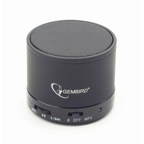 Głośnik mobilny GEMBIRD SPK-BT-03 Szary