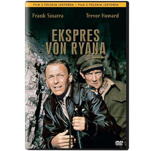 Ekspres Von Ryana (DVD) - Mark Robson DARMOWA DOSTAWA KIOSK RUCHU
