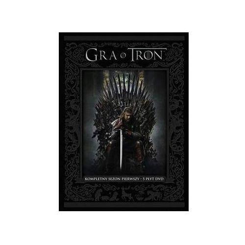 Gra o Tron. Sezon 1 (5 DVD) (7321908314574)