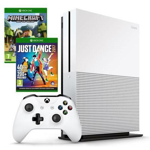 Konsola Microsoft Xbox One S 500GB - Dobra cena!