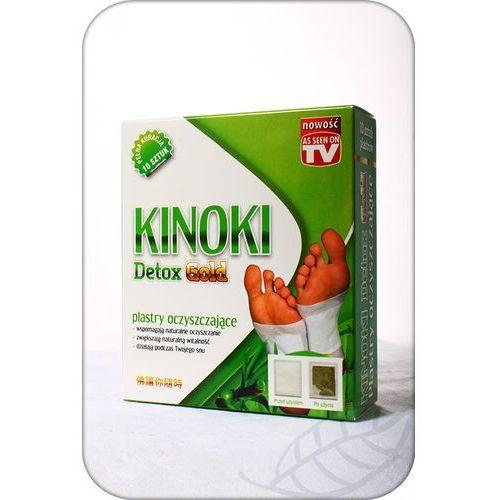 Kinoki Aura herbals 10szt plastry | darmowa dostawa od 150 zł!