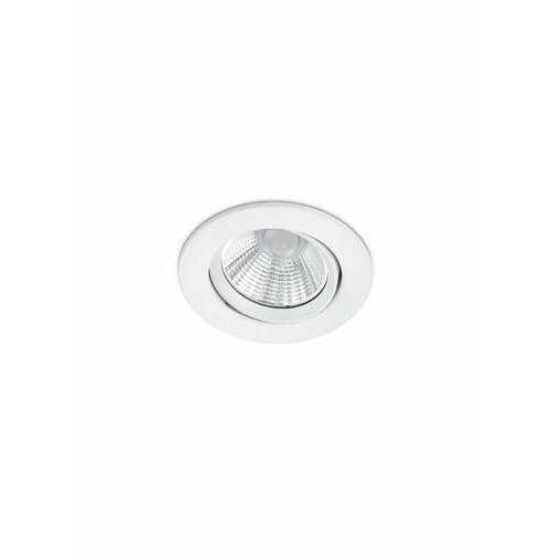 Trio Pamir 650510131 oczko oprawa wpuszczana IP23 1x5,5W LED 3000K biały mat