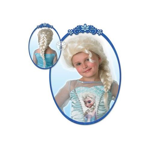 Peruka Elsa - Frozen - Kraina Lodu - 1 szt.