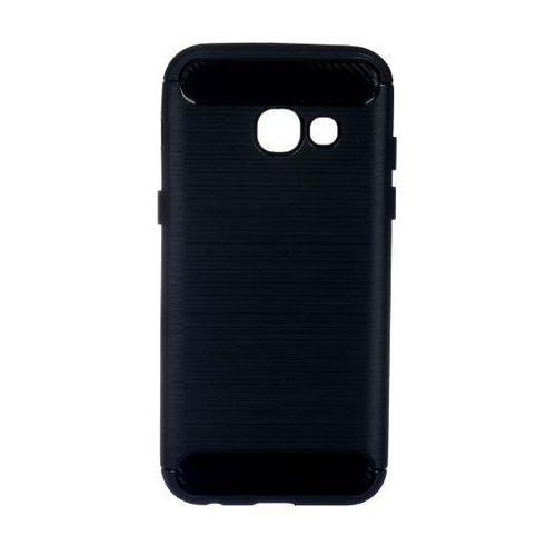 Etui WG Carbon Samsung Galaxy A3 (2017) Czarny