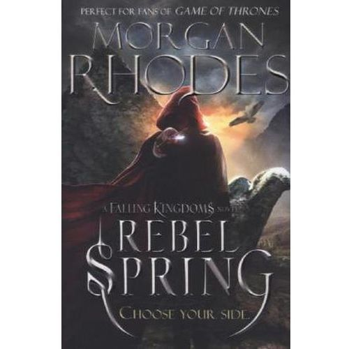 Falling Kingdoms: Rebel Spring (book 2) (416 str.)