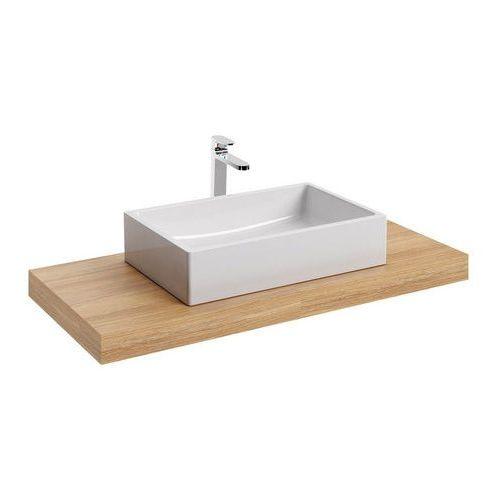 blat pod umywalkę i 1000 dąb x000000843 marki Ravak